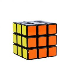 Asatr Portable Children Rotatable Cube Toy Intellectual Development Puzzle Game Brain Teasers