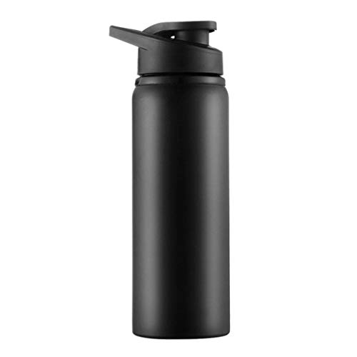 Lioder Outdoor Sports Portable Stainless Steel Large Capacity Cold Water Bottle Water Bottles
