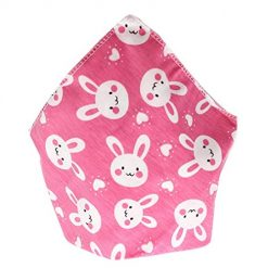 Queind Baby Safety Environmental Protection Baby Saliva Towel Lunch Bibs Bibs & Burp Cloths Sets