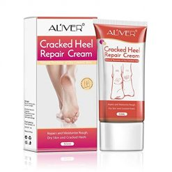 Queind Cracked Heel Repair Cream Anti-drying Moisturizing Nourish Exfoliant Foot Cream Foot Creams & Lotions