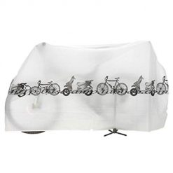 Caiuet Bicycle Cover Waterproof Bicycle Cover Bike Garage Bicycle Protective Cover -Universal Bicycle Protection Bike Cover Cover 210x110CM Case for Bicycle