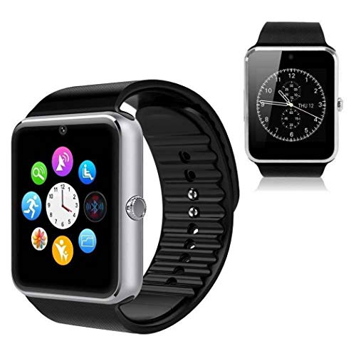 Bluetooth Smart Watch Monitor Fitness Waterproof Bracelet for Android/iOS