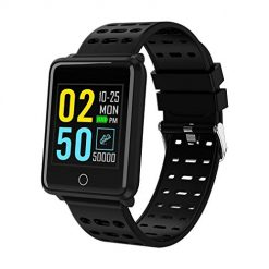 Lioder Smart Watch Step Counter Electronic Sports Fitness Tracker Bracelet Watch Smart Watches