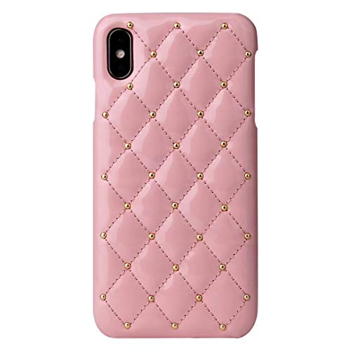 RuiThank iPhone Xs Max Case, PU Leather Anti-Scratch Shock Absorption Phone Cover Case for iPhone Xs MAX