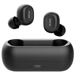 Xiaomi Airdots Basic TWS bluetooth 5.0 Earphone Mi True Wireless Earbuds Global Version Bilateral Call Stereo with Charging Box - Black