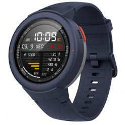 Original Amazfit Verge International Version AMOLED IP68 bluetooth Calling GPS+GLONASS Smart Watch from xiaomi Eco-System - white