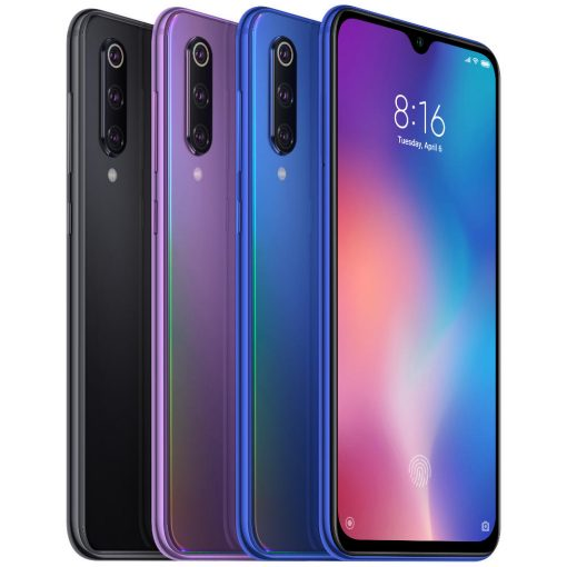 Xiaomi Mi9 Mi 9 SE Global Version 5.97 inch 48MP Triple Rear Camera NFC 6GB 128GB Snapdragon 712 Octa core 4G Smartphone - Piano Black