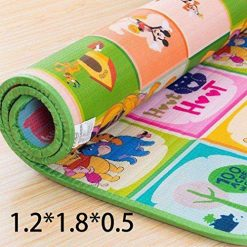 Ladiy Kids Play Mat Developing Foam Crawling Rug Double Surface Carpets Educational Toy Baby Gyms & Playmats