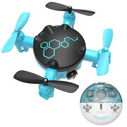 Amazon Coupon Discount Deal For Mini Drone for Kids or Adults, RC Nano Quadcopter with Altitude Hold, One Key Return Home Function, Easy Flying Helicopter Toys for Boys or Girls, Long Flight Time Drone
