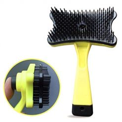 Zouvo Pet Dogs Cats Multi-function Hair Grooming Comb Cleaning Brush Combs