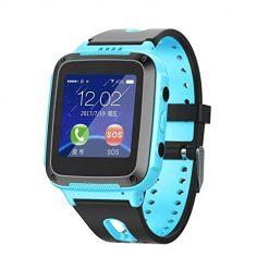 Zouvo Fashion Waterproof Buckle Closure Positioning Children Smart Watch Smart Watches
