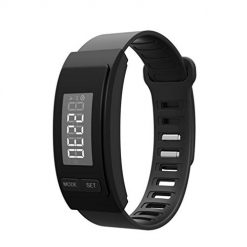 Pagacat Run Step Watch Bracelet Pedometer Calorie Counter Digital LCD Walk Distance Smart Watches