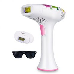 DEESS Permanent Hair Removal System for Face and Body 2-in-1 series 2 Speed-up Version Home Use. 350,000 flashes.Corded Design, No Downtime.Cooling Gel is Not Required, Gift: Goggles.