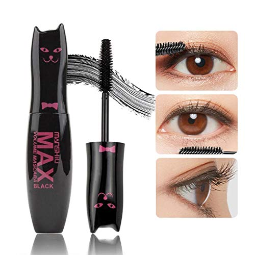 Asatr Fashion Portable Eyelash Thick Waterproof Lasting Shaping Curl Mascara Mascara