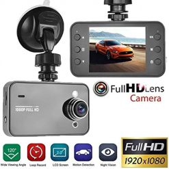 edited Multi-Function HD Driving Recorder K6000 Super Wide-Angle Night Vision in-Visor Video