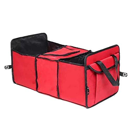 Edited Folding Insulation Storage Box Multifunction Interior Truck Cargo Organizers