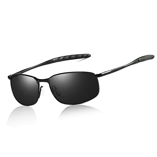 sunglasses for men (8005.9005) (9005black/black, 14.5)