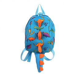 Asatr Dinosaur Toddler Mini Backpack Anti-Lost Children Backpack Kids' Backpacks, 1 Pack