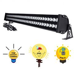 YRXC 72W LED Wall Washer Lights 3.2ft/40
