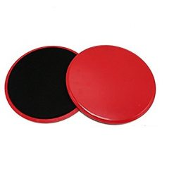 HAPYH 2 Pack Gliding Discs Core Sliders - Gliding Discs Dual Sided for Use On Carpet Or Hardwood Floors for Abdominal Exercise