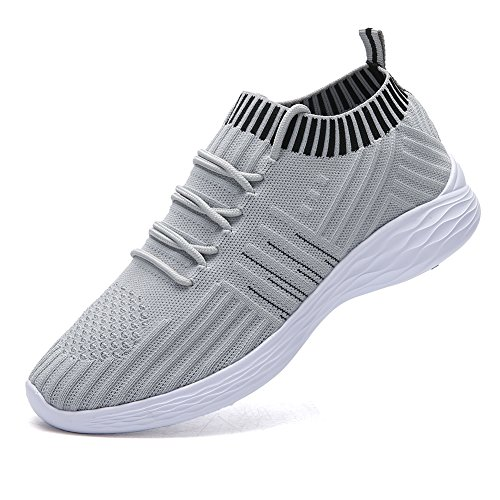 AoSiFu Women's Lightweight Walking Shoes Breathable Sneakers Mesh Tennis Shoes for Women