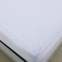 Amazon Coupon Discount Code Deal: VODOF 100% Waterproof Mattress Pad Protector Cover, King Size - Fitted 10