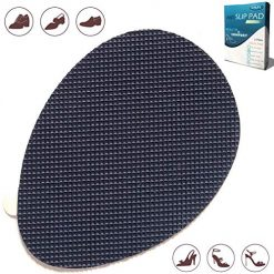 Amazon Coupon Discount Code Deal: 5 Pairs Adhesive Self-Adhesive Anti-Slip Stick Pad for Shoes, LYLFL High Quality Skid Proof Sole Stick Protector