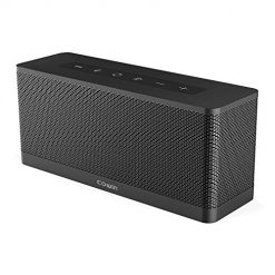 [Upgraded] Meidong 3119 Portable WiFi Bluetooth Speaker with Amazon Alexa, Multiroom Audio Speaker for Music Streaming, Powerful Sound with Enhanced Bass, 12H Battery Life, Airplay Spotify iHeart Rad