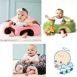Kouye Baby Infant Portable PP Cotton Comfy Sitting Chair Highchairs