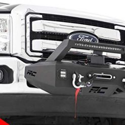 Winch On Jeep, Rough Country EXO Winch Mount (fits) 2011-2016 Super Duty F250 F350 Recovery System Includes (1) 20