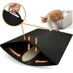 Polarduck Cat Litter Mat, 32