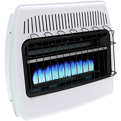 Best Natural Gas Wall Heater Reviews On Amazon. Dyna-Glo BF30NMDG 30,000 BTU Natural Gas Blue Flame Vent Free Wall Heater
