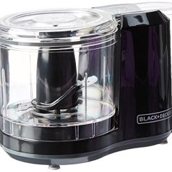 Best Electric Choppers Price on Amazon. BLACK+DECKER 1.5-Cup Electric Food Chopper, Improved Assembly, Black, HC150B