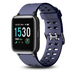 Android Watch Texting, Letsfit Smart Watch, Activity Fitness Tracker with 1.3