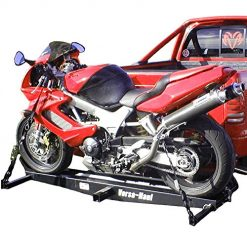 Best Motorcycle Trailer Hitch Carrier At Amazon, Versa Haul VH-SPORTRO Sport Bike Carrier with Ramp