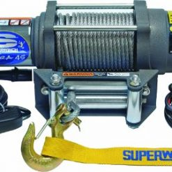 Best Winch For Jeeps At Amazon, Superwinch 1145220 Terra 45 ATV & Utility Winch (4500lbs/2046kg Rating)