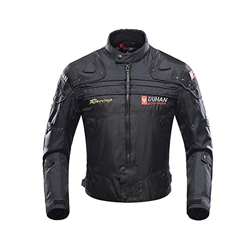 Best Motorcycle Jacket on Amazon, Motorbike Riding Jacket Windproof Motorcycle Full Body Protective Gear Armor Autumn Winter Moto Clothing