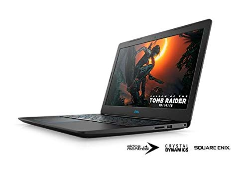Latest_Dell_G3 High Performance Gaming 15.6-inch FHD IPS Laptop with i5-8300H CPU, 8GB RAM, 1TB Hybrid HD with 8GB Cache, NVIDIA GeForce GTX 1050 4GB Graphics, Windows 10