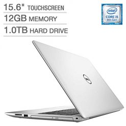 The Best Recommended Laptops For Roblox, Dell Inspiron 15 5000 15.6-inch Touchscreen FHD 1080p Premium Laptop, Intel Quad Core i5-8250U Processor, 12GB RAM, 1TB Hard Drive, DVD Writer, Backlit Keyboard, Bluetooth, Silver