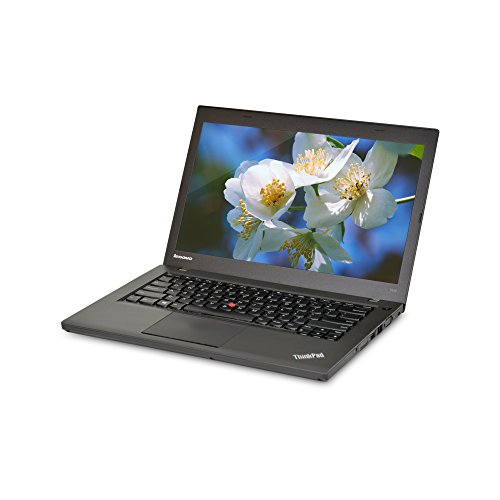 Best Refurb Laptop At Amazon, Lenovo ThinkPad T440 14in Laptop, Core i5-4300U 1.9GHz, 8GB Ram, 500GB SSD, Windows 10 Pro 64bit (Renewed)