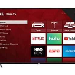 Promo Codes Amazon TCL 55S425 55 inch 4K Smart LED Roku TV (2019)