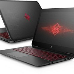 Best Laptops for SolidWorks, HP OMEN 17.3in FD IPS UWVA WLED-backlit Gaming Laptop, Intel Core i7-7700HQ up to 3.8GHz, 12GB DDR4, 1TB HDD + 128GB SSD, NVIDIA GeForce GTX 1050TI, 802.11ac, Bluetooth, Win 10 (Renewed)