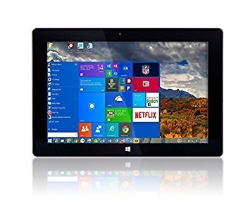 Best Tablet With Video Calling Facility At Amazon, 10'' Windows 10 by Fusion5 Ultra Slim Design Windows Tablet PC - 32GB Storage, 2GB RAM - Complete with Touch Screen, Dual Camera, Bluetooth Tablet PC