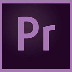 Adobe Premiere Pro | Video editing and production software | 12-month Subscription with auto-renewal, billed monthly, PC/Mac