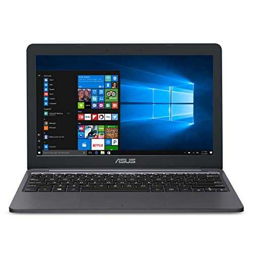 "Best Laptops For The Sims 4 At Amazon, ASUS VivoBook E203MA Ultra Thin Laptop, Intel Celeron N4000 Processor (up to 2.6 GHz), 4GB LPDDR4 , 64GB eMMC Flash Storage, 11.6"" HD Display, USB-C, Windows 10 S mode, E203MA-YS03"