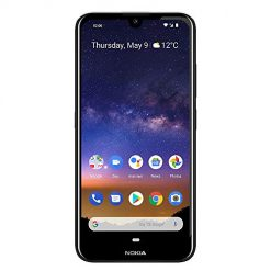 Coupon Discount for Best Smartphones With Removable Battery At Amazon, Nokia 2.2- Android 9.0 Pie - 32 GB - Single Sim Unlocked Smartphone (AT&T/T-Mobile/Metropcs/Cricket/Mint) - 5.71