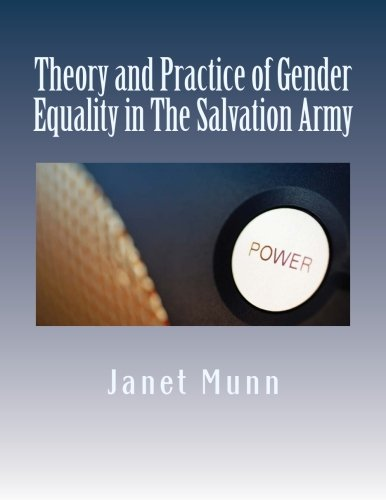 Sale Days At Salvation Army At Amazon, Theory and Practice of Gender Equality in The Salvation Army