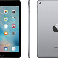 Tablets With the Best Battery Life At Amazon, Apple iPad Mini 4 with Retina Display 128GB Wi-Fi - MK9N2LL/A Space Gray (Renewed)