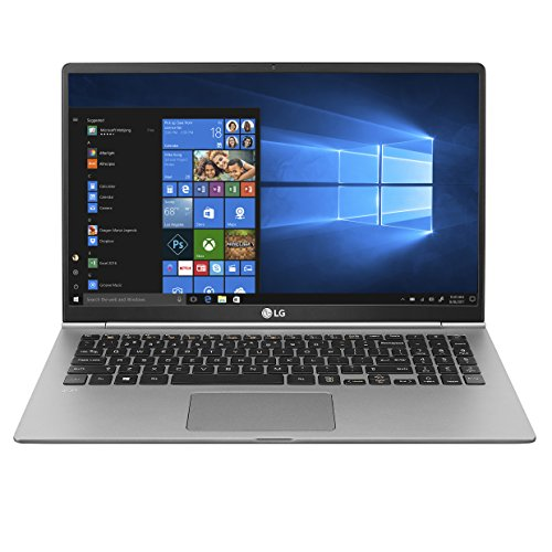 "Best Laptops For Electrical Engineering Students At Amazon, LG gram Thin & Light Laptop - 15.6"" FHD IPS Touch, 8th Gen Core i7, 16GB RAM, 1TB (2x500GB SSD), 2.5lbs, Up to 16.5 hrs, Thunderbolt 3, Finger Print Reader, Windows 10 Home - 15Z980-R.AAS9U1 (2018)"