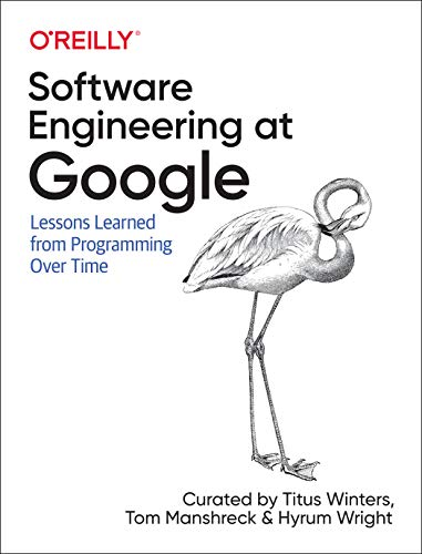 Software For Engineering Students. Software Engineering at Google: Lessons Learned from Programming Over Time